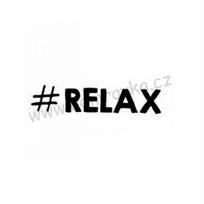 Silicone Stamps by Nemravka / #RELAX