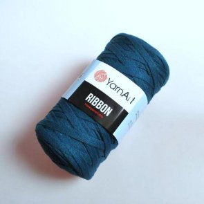 YarnArt Ribbon / 789 Petrol Blue