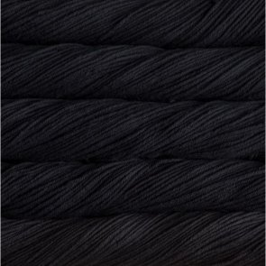 Malabrigo Rios 100 g / no. 195 Black