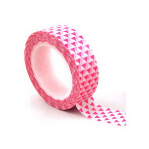 Washi Tape / Pink Small Arrows