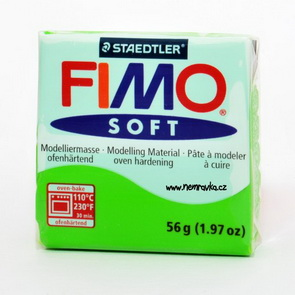 FIMO Soft / Light Green (50)