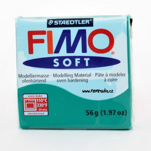 FIMO Soft / Dark Green (56)