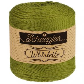 Whirlette / Scheepjes / 882 Tangy Olive