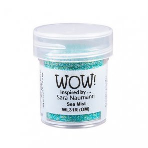 Embossing Powder WOW! / Colour Blends / Sea Mist