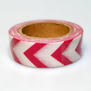Washi Tape / Pink Arrows