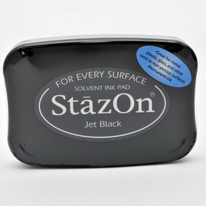 StazOn Ink Pad / Black