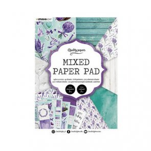 Scrapbooking Paper Pad by Studio Light / A5 / Essentials / no. 158