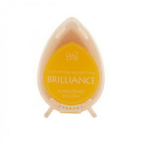 Brilliance Ink Pad / Sunflower Yellow
