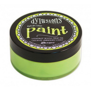 Dylusions Paint / Fresh Lime