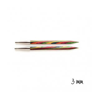 Interchangeable Needle Tips KnitPro Symfonie / 3 mm