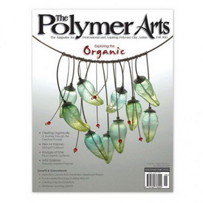 The Polymer Arts - Exploring the Organic / časopis