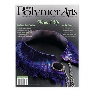 The Polymer Arts - Wrap It Up / časopis