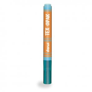 Darwi TEX Opak Marker / 1,2 mm / Light Blue