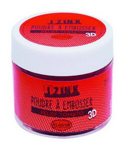 Embossing Powder by Aladine / Izink / Tomato