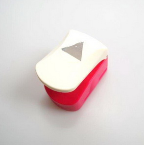 Paper Punch by SMT Creatoys / 2,5 cm / Triangle