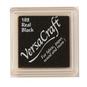 Ink Pad VersCraft / Tsukinesko / Real Black