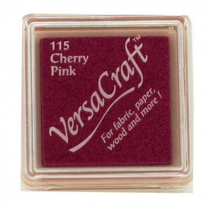Ink Pad VersCraft / Tsukinesko / Cherry Pink