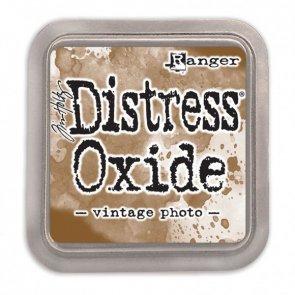Distress Oxide Ink Pad / Vintage Photo