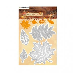Metal Cutting Die / Studio Light / Wonderful Autumn / no. 308