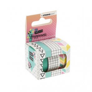 Washi Tapes by Studio Light / Happiness no. 1