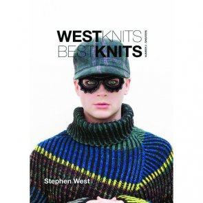 West, Stephen:  Westknits Bestknits Number 2 - Sweaters / book