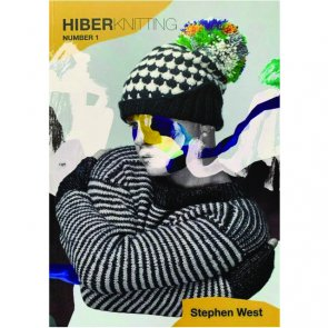 West, Stephen: Hiberknitting / kniha