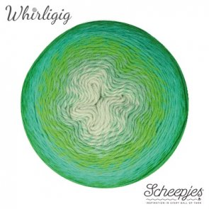 Whirligig 1000 m / 207 Green to Blue