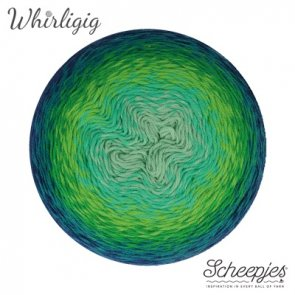 Whirligig 1000 m / 213 Sapphire to Teal