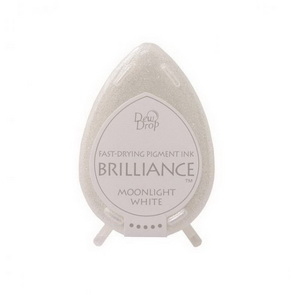 Brilliance Ink Pad / Moonlight White