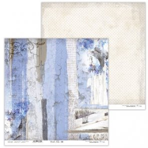 Scrapbooking Paper by Lexi Design / Winter Tales 06