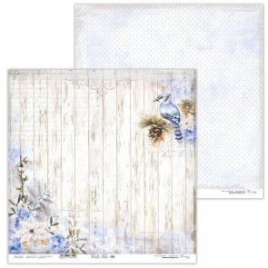 Scrapbooking Paper by Lexi Desing / Winter Tales 09