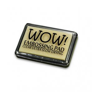 Embossing Ink / WOW! / Clear