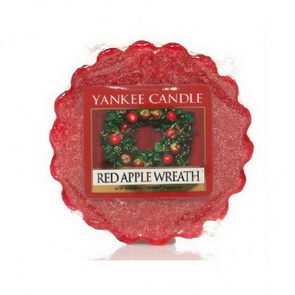 Vosk Yankee Candle / Red Apple Wreath