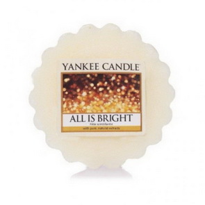Vosk Yankee Candle / All is Bright