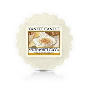 Vosk Yankee Candle / Spiced White Cocoa