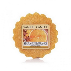 Vosk Yankee Candle / Star Anise & Orange