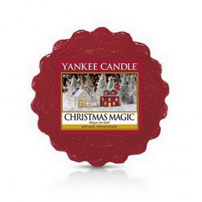 Vosk Yankee Candle / Christmas Magic