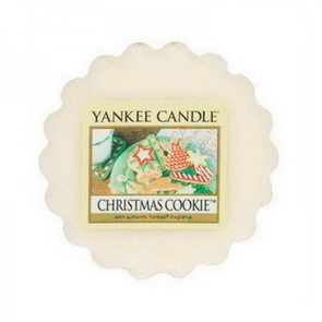 Vosk Yankee Candle / Christmas Cookie