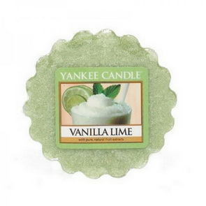 Vosk Yankee Candle / Vanilla Lime