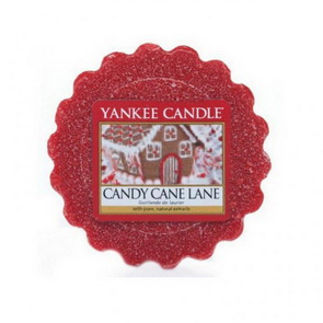 Vosk Yankee Candle / Candy Cane Lane