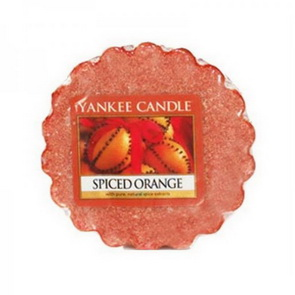 Vosk Yankee Candle / Spiced Orange