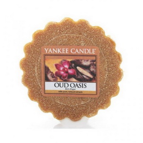 Vosk Yankee Candle / Oud Oasis