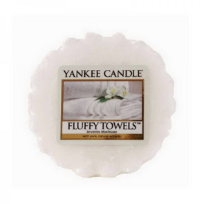 Vosk Yankee Candle / Fluffy Towels