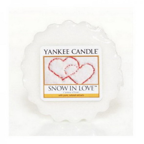 Vosk Yankee Candle / Snow in Love