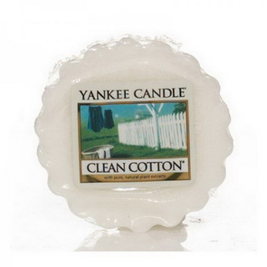 Vosk Yankee Candle / Clean Cotton