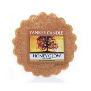 Vosk Yankee Candle / Honey Glow