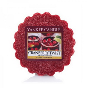 Vosk Yankee Candle / Cranberry Twist