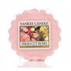 Vosk Yankee Candle / Fresh Cut Roses