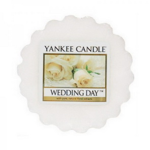 Vosk Yankee Candle / Wedding Day