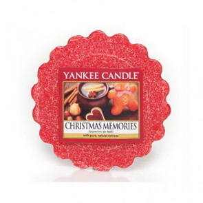 Vosk Yankee Candle / Christmas Memories